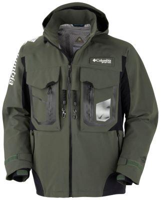 photo: Columbia FireStorm Jacket waterproof jacket
