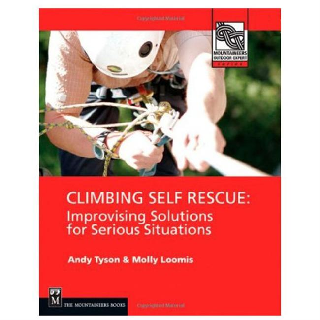 photo: The Mountaineers Books Climbing Self-Rescue climbing book