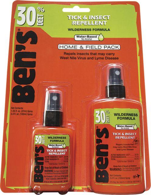 Adventure Medical Kits Ben's 30 DEET Tick and Insect Repellent Spray