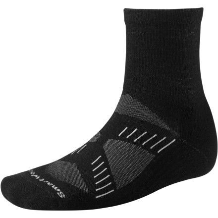 Smartwool PhD Running Light 3/4 Crew