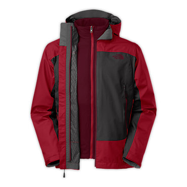 photo: The North Face Men's Blaze Triclimate Jacket component (3-in-1) jacket