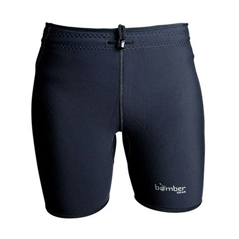 photo: Bomber Gear Hydrogen Neoprene Shorts paddling short