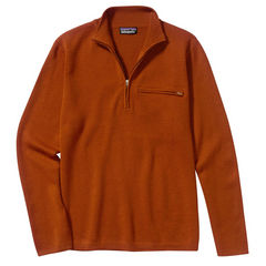 photo: Patagonia Mountain Merino 1/4-Zip fleece top