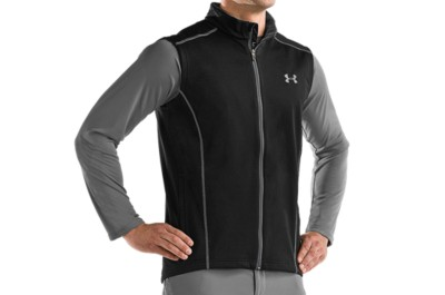 photo: Under Armour Elements Vest fleece vest
