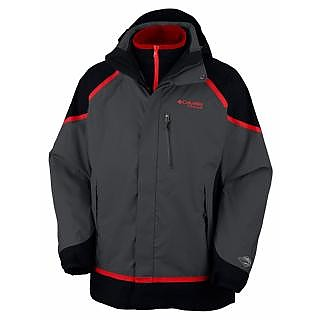 photo: Columbia Bugaboo Tech Parka snowsport jacket