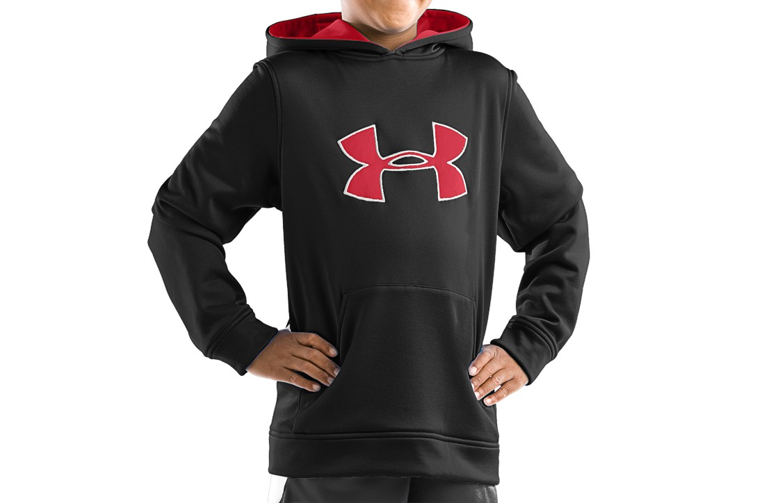 Under Armour Armour Fleece Big Logo Hoody