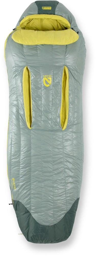photo: NEMO Women's Riff 30 3-season down sleeping bag