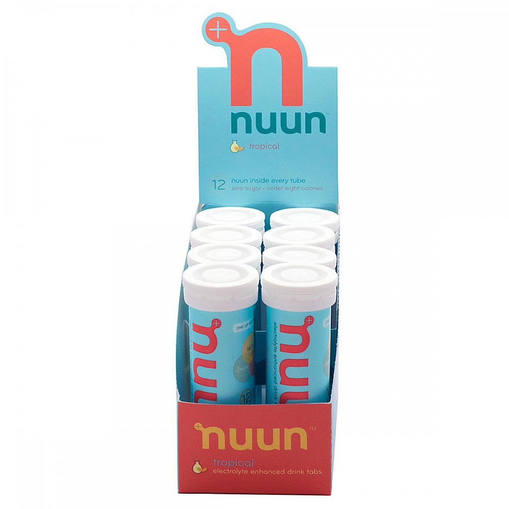 photo: Nuun Active Hydration Tablets drink
