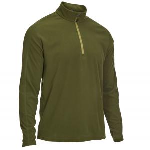 photo: EMS Classic 1/4 Zip Micro Fleece fleece top