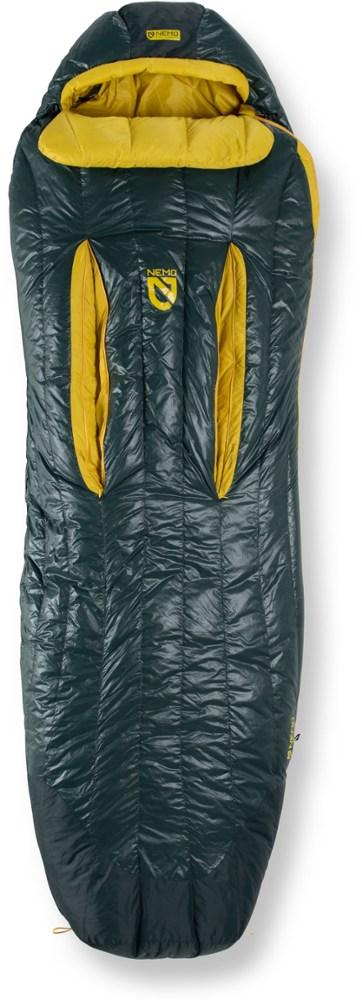 photo: NEMO Men's Riff 30 3-season down sleeping bag