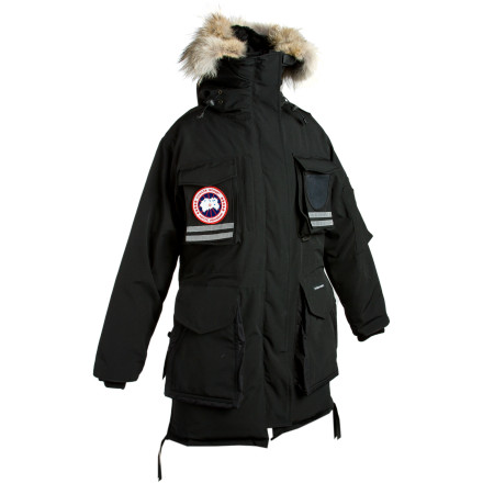 photo: Canada Goose Women's Snow Mantra Parka down insulated jacket