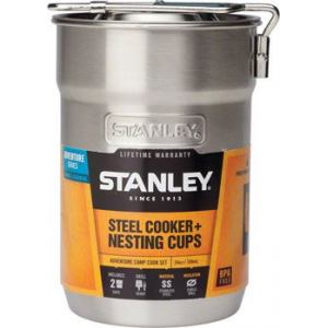 photo: Stanley Adventure Nesting Two Cup Cookset cookware
