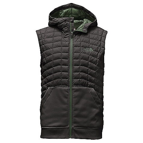 photo: The North Face Kilowatt Thermoball Vest synthetic insulated vest