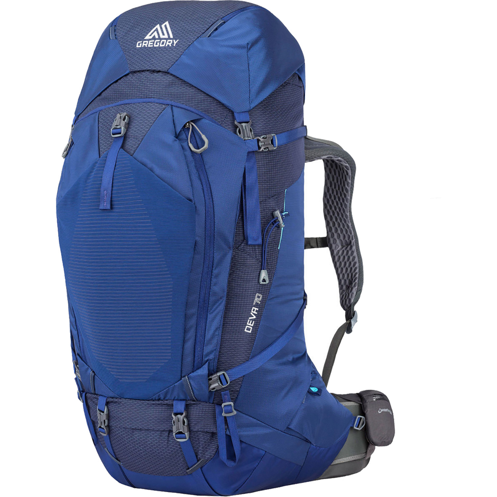 photo: Gregory Deva 70 expedition pack (70l+)