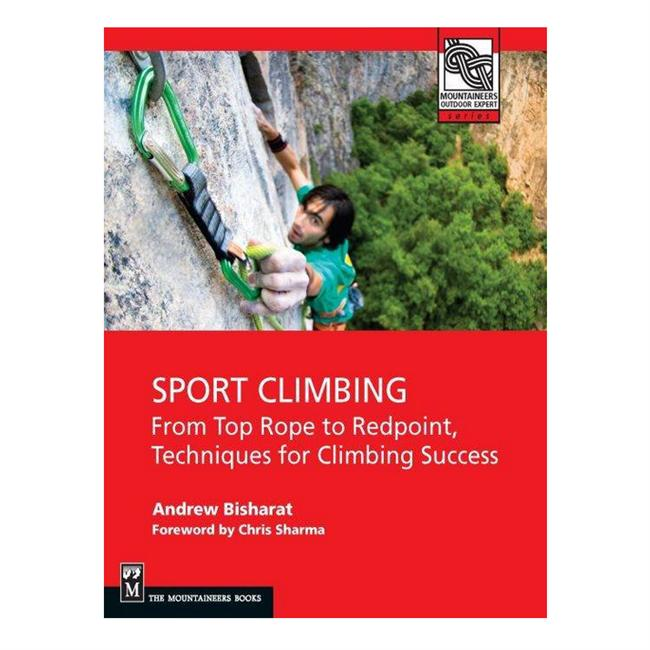 photo: The Mountaineers Books Sport Climbing climbing book