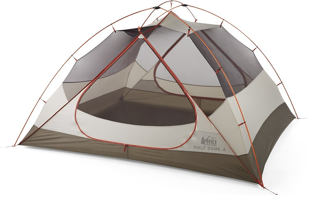 photo: REI Half Dome 4 three-season tent