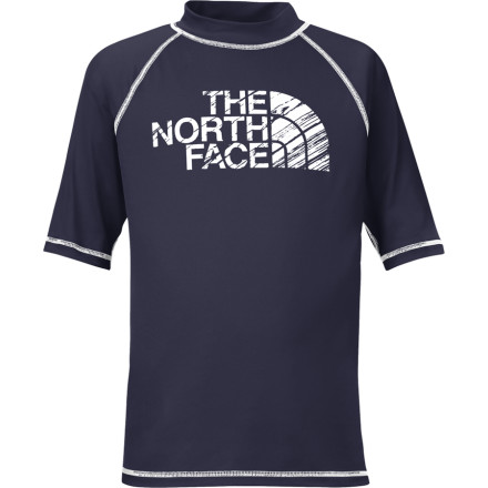The North Face 3/4 Sleeve Offshore Rash Guard