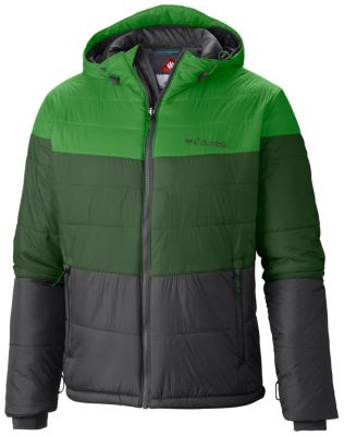 photo: Columbia Shimmer Flash Jacket synthetic insulated jacket