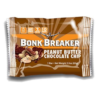 Bonk Breaker Peanut Butter & Chocolate Chip Energy Bar