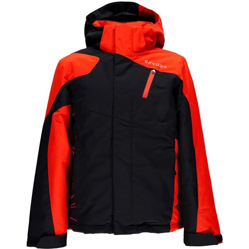 photo: Spyder Boys' Guard Jacket snowsport jacket