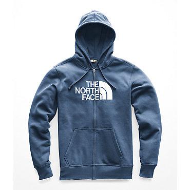 photo: The North Face Half Dome Full-Zip Hoodie fleece top