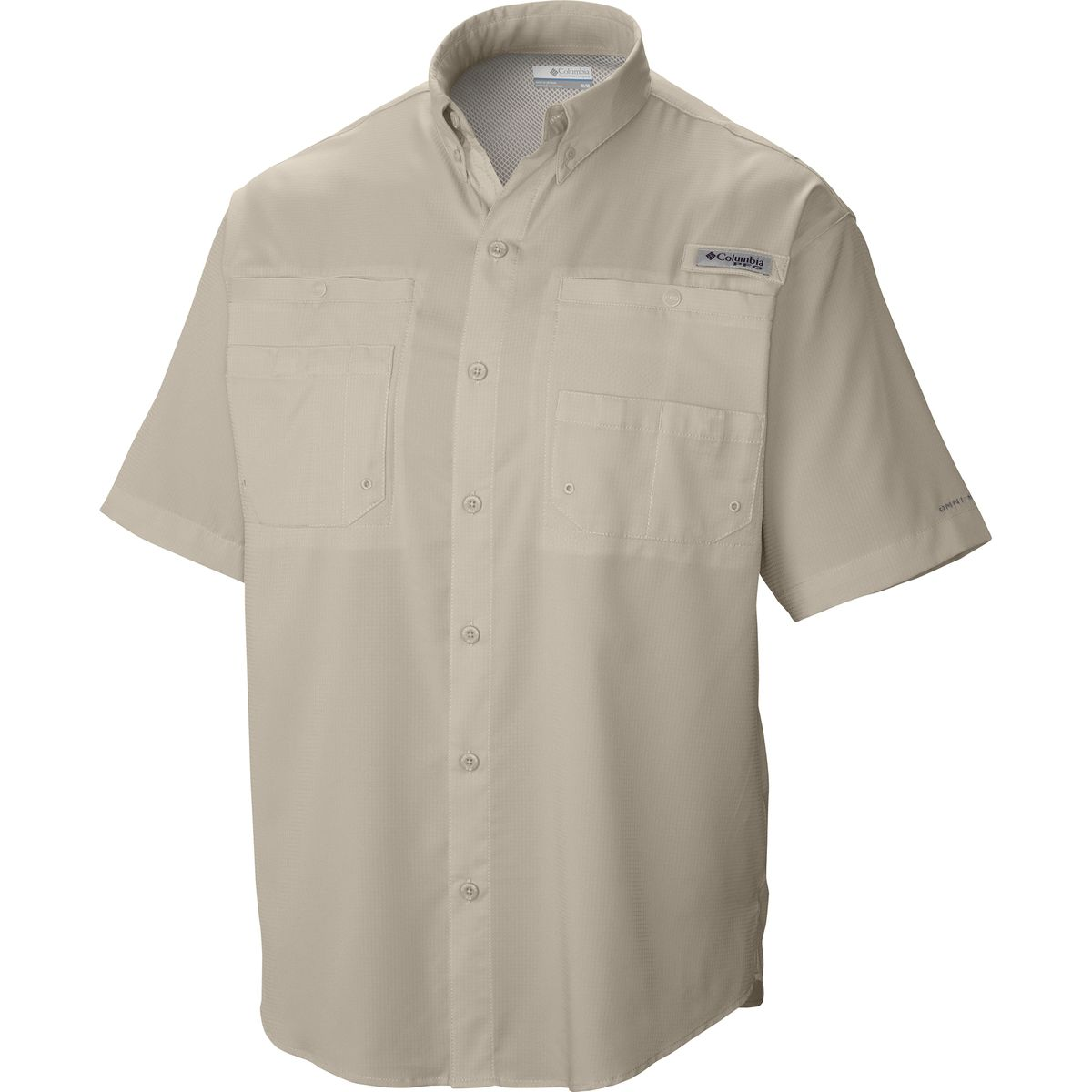 photo: Columbia Tamiami II Short Sleeve Shirt hiking shirt