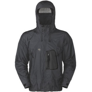 photo: Mountain Hardwear Epic Parka waterproof jacket