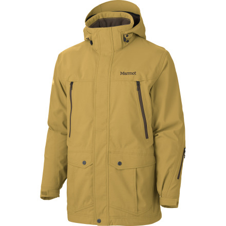 photo: Marmot Mission Jacket snowsport jacket