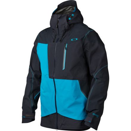 photo: Oakley Beltline Pro Jacket snowsport jacket
