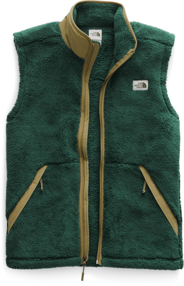 photo: The North Face Campshire Vest fleece vest