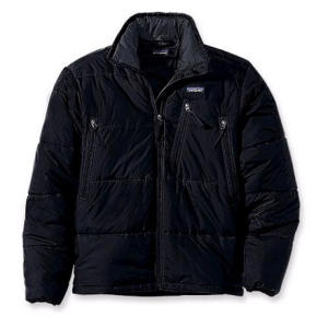 photo: Patagonia Puff Jacket synthetic insulated jacket