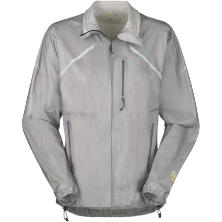 photo: Mountain Hardwear Women's Stimulus Jacket waterproof jacket
