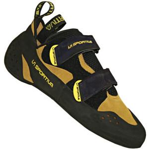 photo: La Sportiva Kumo climbing shoe