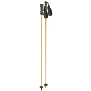 photo: Komperdell Carbon Bamboo alpine touring/telemark pole