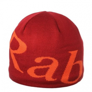 photo: Rab Logo Beanie winter hat