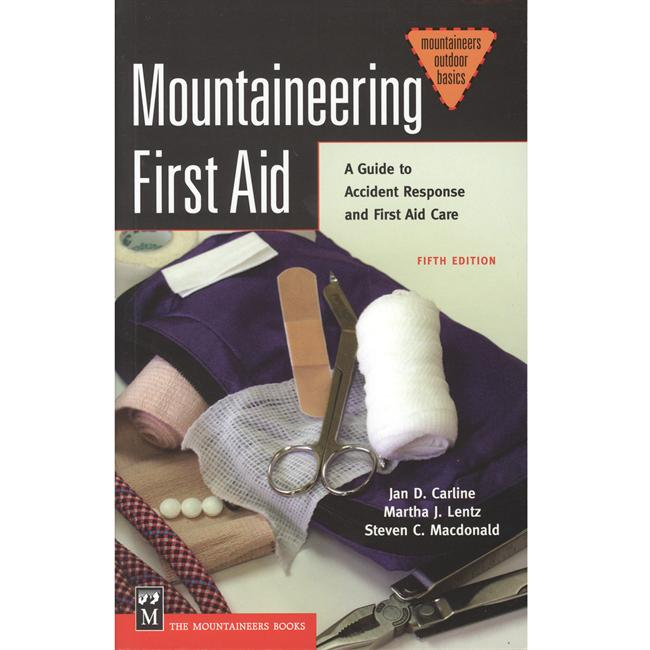 photo: The Mountaineers Books Mountaineering First Aid first aid/safety/survival book