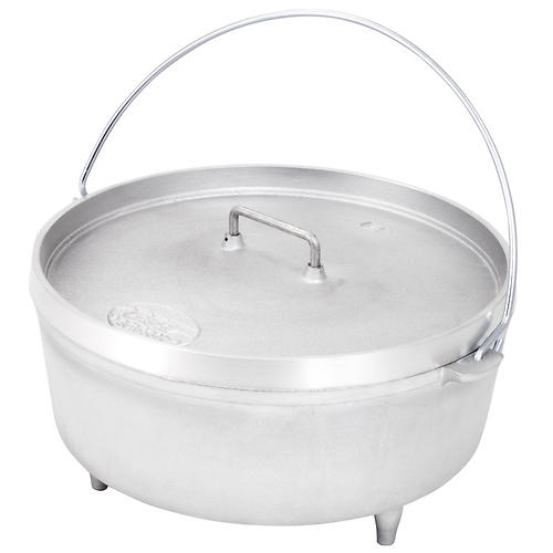 "GSI Outdoors 12"" Aluminum Dutch Oven"