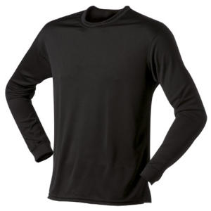 photo: Polarmax Men's Tech Silk Crew base layer top