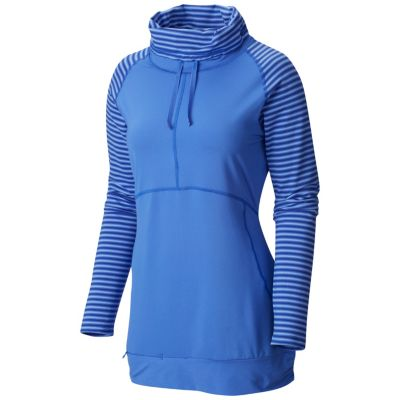 photo: Mountain Hardwear Butterlicious Long Sleeve Tunic long sleeve performance top