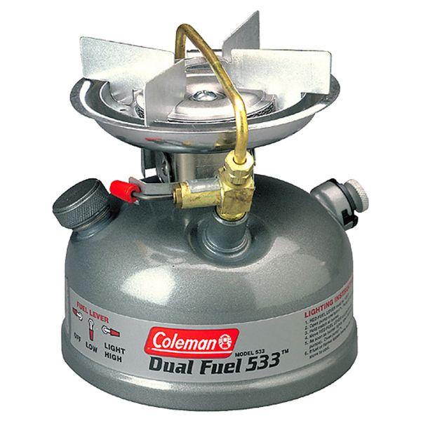 Coleman Sportster Dual Fuel II