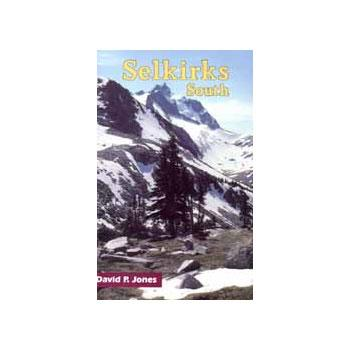 photo: Elaho Publishing Selkirks South canadian guidebook