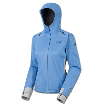 photo: Mountain Hardwear Women's Transition Jacket wind shirt