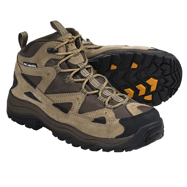 photo: Columbia Coremic Ridge 2 hiking boot
