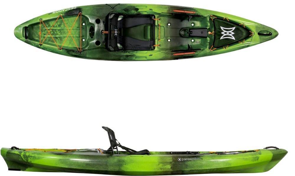 photo: Perception Pescador Pro 12.0 fishing kayak