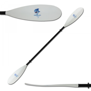 photo: Aqua-Bound Sharkie kayak paddle