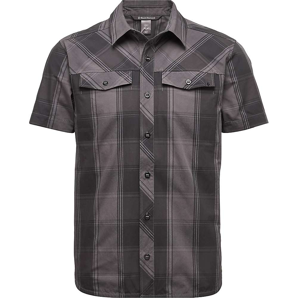 Black Diamond Technician Shirt S/S