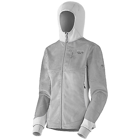 photo: Mountain Hardwear Zoria Jacket fleece jacket