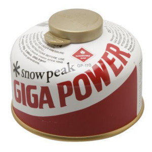 Snow Peak GigaPower Fuel