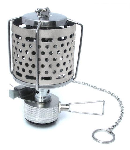 photo of a Monatauk fuel-burning lantern