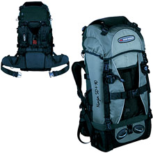 photo: High Sierra Naja 50+10 weekend pack (3,000 - 4,499 cu in)